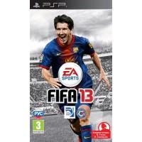 FIFA 13 (PSP) Русская версия