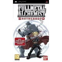 Full Metal Alchemist: Brotherhood (PSP)
