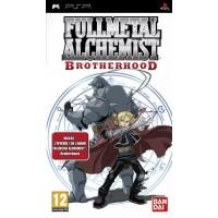 Full Metal Alchemist: Brotherhood (PSP)