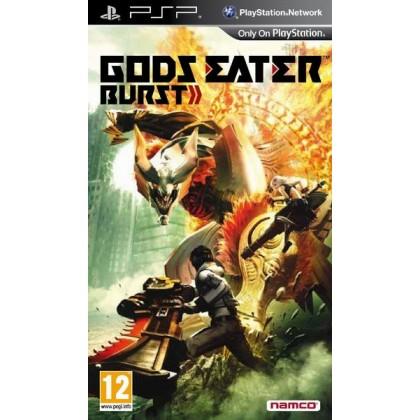 God Eater Burst (PSP)
