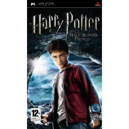 Гарри Поттер и Принц-полукровка (PSP) Русские субтитры