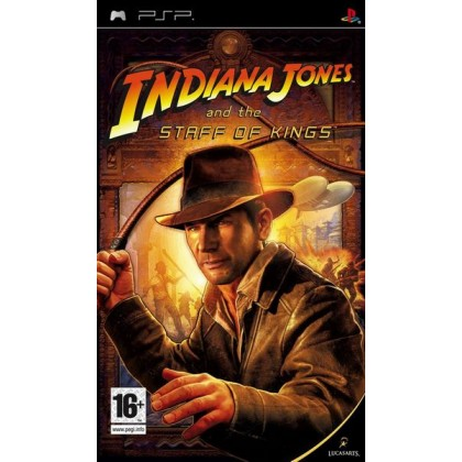 Indiana Jones and Staff of Kings (PSP)
