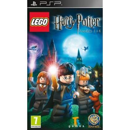 LEGO Harry Potter: Years 1-4 (PSP)