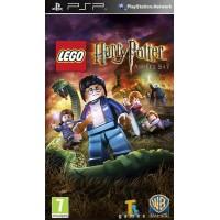 LEGO Гарри Поттер: годы 5-7 (PSP) Русские субтитры
