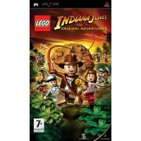 Lego Indiana Jones: Original Adventures (PSP)