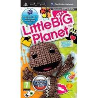 LittleBigPlanet (PSP) Русская версия