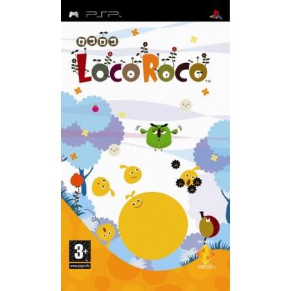 LocoRoco (PSP) Русская версия