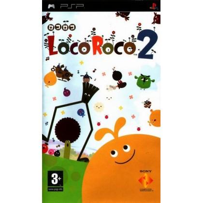 LocoRoco 2 (PSP) Русская версия