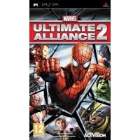 Marvel Ultimate Alliance 2 (PSP)