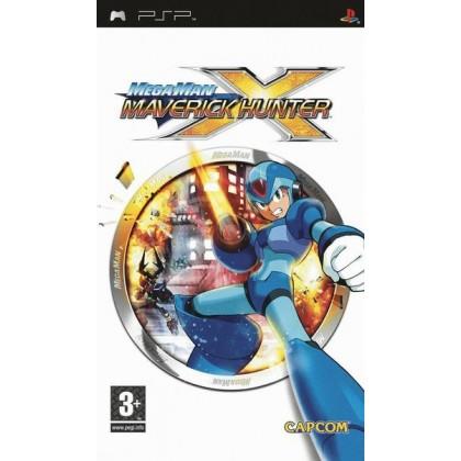 Mega Man Maverick Hunter X (PSP)