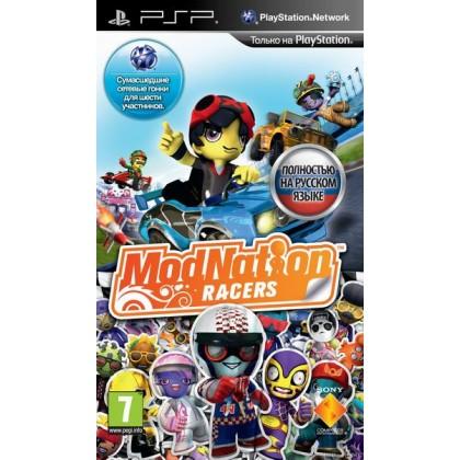 ModNation Racers (PSP) Русская версия