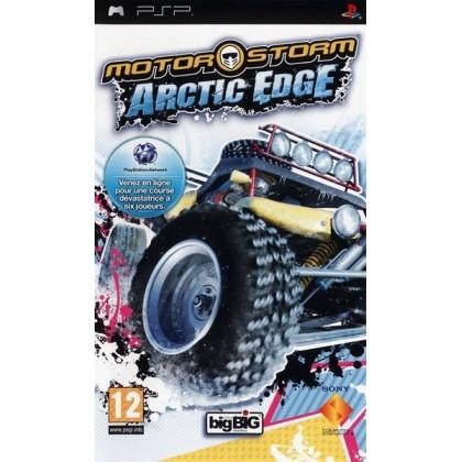 MotorStorm: Arctic Edge (PSP) Русская версия