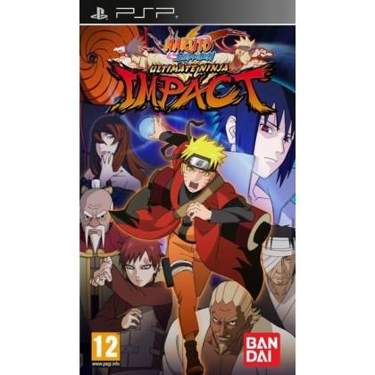 Naruto Shippuden: Ultimate Ninja Impact (PSP)