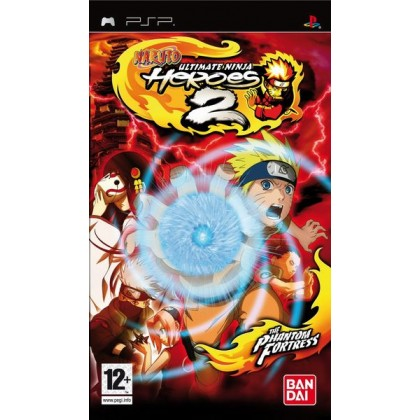 Naruto : Ultimate Ninja Heroes 2 - The Phantom Fortress (PSP)