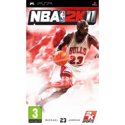 NBA 2K11 (PSP)