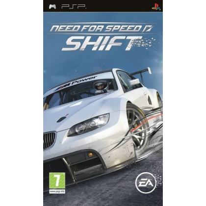 Need for Speed Shift (PSP) Русская версия