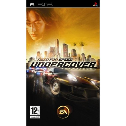Need for Speed Undercover (PSP) Русская версия