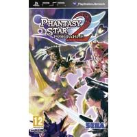 Phantasy Star Portable 2 (PSP)