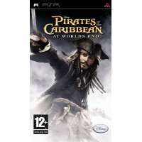 Pirates of the Caribbean: At Worlds End (PSP)