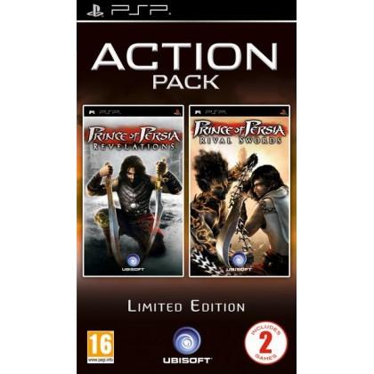 Комплект: Prince of Persia: Revelations + Rival Swords (PSP)