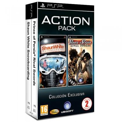 Комплект: Shaun White Snowboard + Prince of Persia: Rival Swords (PSP)