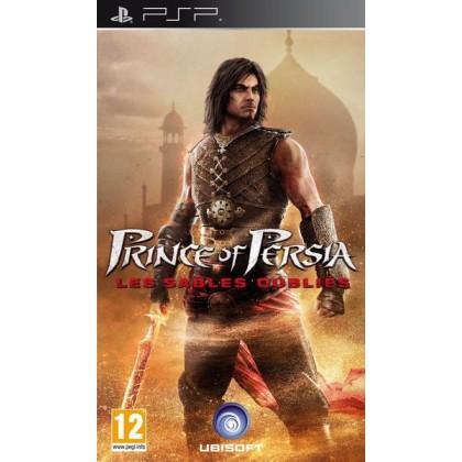 Prince of Persia: Забытые Пески (PSP) Русская версия