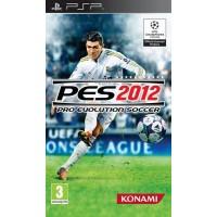 Pro Evolution Soccer 2012 (PSP) Русские субтитры