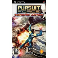 Pursuit Force: Extreme Justice (PSP) Русская версия