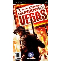 Tom Clancys Rainbow Six: Vegas (PSP)