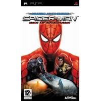 Spider-Man: Web of Shadows - Amazing Allies Edition (PSP)