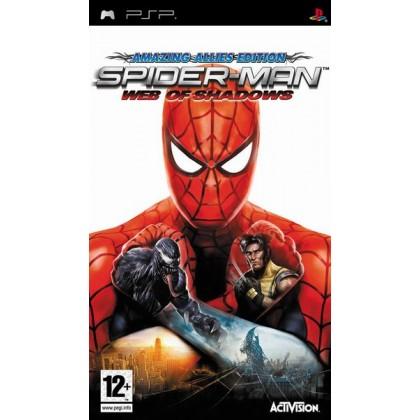 Spider-Man: Web of Shadows - Amazing Allies Edition (PSP)