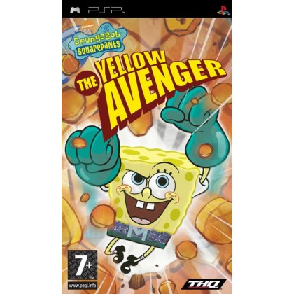 SpongeBob SquarePants: Yellow Avenger (PSP)