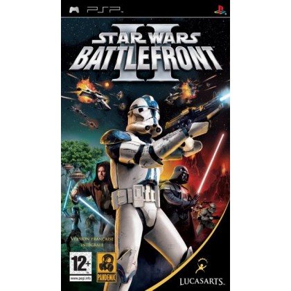 Star Wars: Battlefront 2 (PSP)
