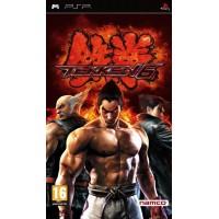 Tekken 6 (PSP) Русская версия