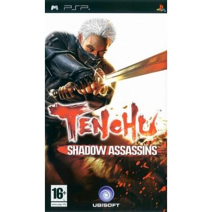 Tenchu: Shadow Assassins (PSP)