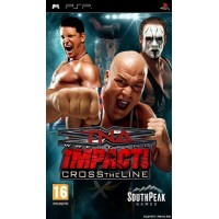 TNA iMPACT!: Cross the Line (PSP)