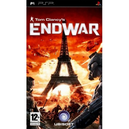 Tom Clancy's EndWar (PSP)