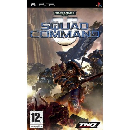 Warhammer 40000: Squad Command (PSP)