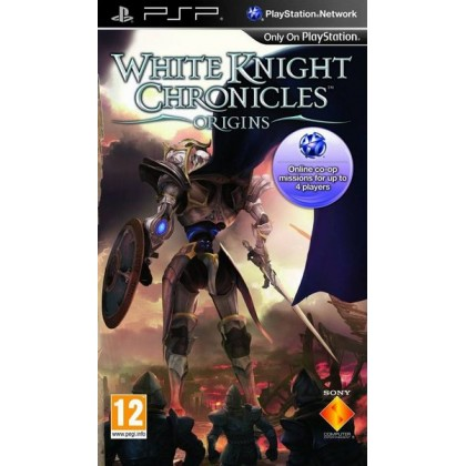 White Knight Chronicles Origins (PSP)