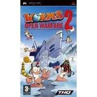 Worms: Открытая война 2 (PSP)
