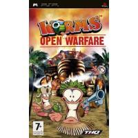 Worms: Открытая война (PSP)