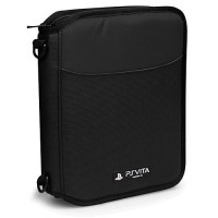 Дорожный футляр для PS Vita Deluxe Travel Case - Black A4T