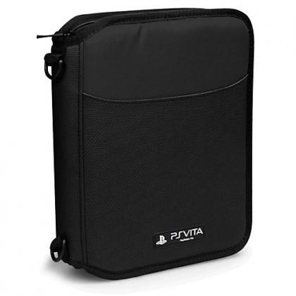 Дорожный футляр черный для PS Vita Deluxe Travel Case - Black A4T