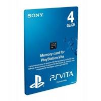 4GB SONY Карта памяти Memory Card (PS Vita)