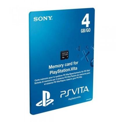 4GB SONY Карта памяти Memory Card для PS Vita