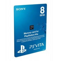 8GB SONY Карта памяти Memory Card (PS Vita)
