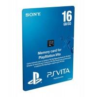 16GB SONY Карта памяти Memory Card (PS Vita)