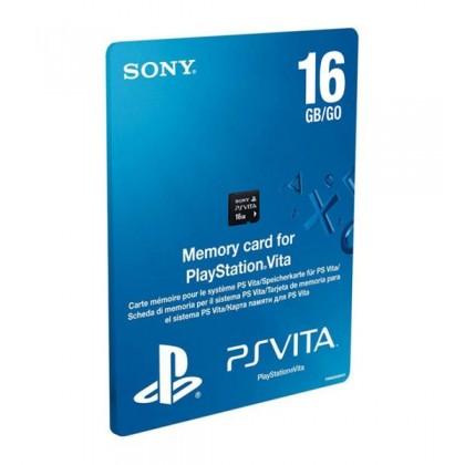 16GB SONY Карта памяти Memory Card для PS Vita