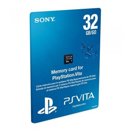 32GB SONY Карта памяти Memory Card для PS Vita
