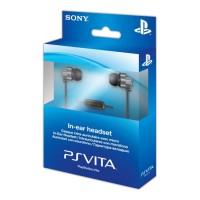 Проводная гарнитура для PS Vita